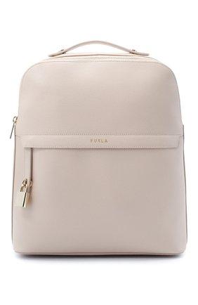 Женский рюкзак piper FURLA светло-розового цвета, арт. BAHZFPI/ARE000 | Фото 1