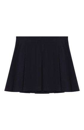 Детская юбка DAL LAGO синего цвета, арт. R353/8111/13-16 | Фото 2