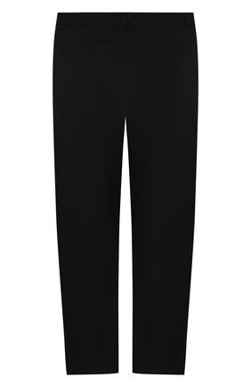 Детские брюки ALETTA черного цвета, арт. AMC000638N/9A-16A | Фото 2