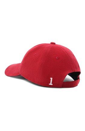 Детская бейсболка MAKODAY красного цвета, арт. MA20C020/Co07 | Фото 2