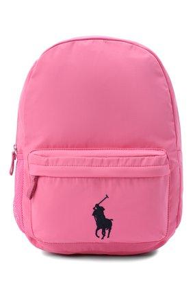 Детская рюкзак POLO RALPH LAUREN фуксия цвета, арт. 400769223 | Фото 1