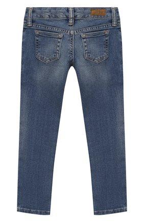 Детские джинсы POLO RALPH LAUREN синего цвета, арт. 311734059 | Фото 2