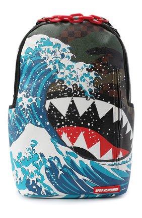 Детская рюкзак SPRAYGROUND разноцветного цвета, арт. 910B2868NSZ | Фото 1