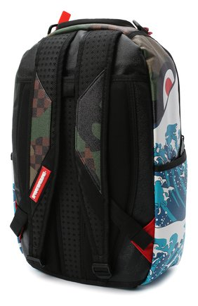Детская рюкзак SPRAYGROUND разноцветного цвета, арт. 910B2868NSZ | Фото 2