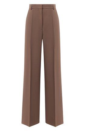 Женские брюки NANUSHKA коричневого цвета, арт. CLE0_CLAY_CADY | Фото 1