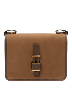 Женская сумка LORO PIANA коричневого цвета, арт. FAL3320 | Фото 1