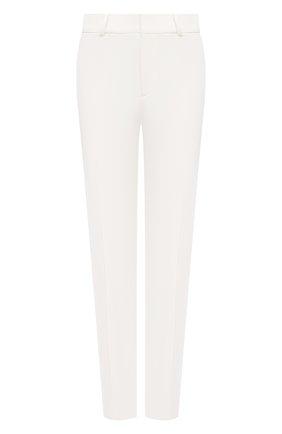 Женские брюки POLO RALPH LAUREN белого цвета, арт. 211752934 | Фото 1