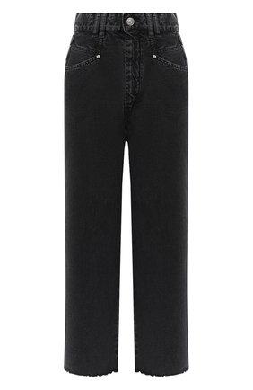 Женские джинсы ISABEL MARANT серого цвета, арт. PA1748-20A022I/NALISKA | Фото 1