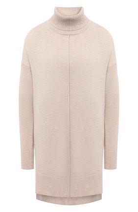 Женская кашемировый свитер ISABEL MARANT бежевого цвета, арт. R01810-20A037I/ANYA | Фото 1
