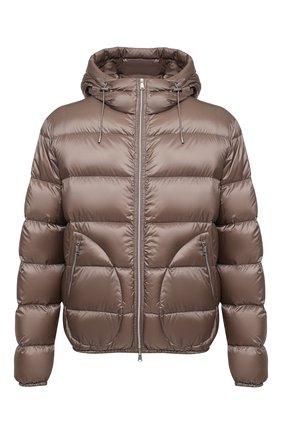 Мужская пуховая куртка RALPH LAUREN бежевого цвета, арт. 790774258 | Фото 1