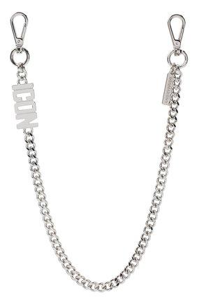 Мужского цепь DSQUARED2 серебряного цвета, арт. CHM0033/37200001 | Фото 1