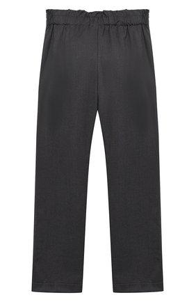 Детские брюки ALETTA темно-серого цвета, арт. AF000540N/9A-16A | Фото 2