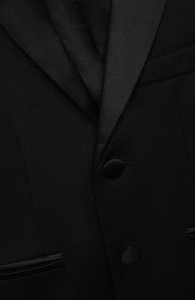Детский костюм ALETTA черного цвета, арт. N000624/4A-8A | Фото 2