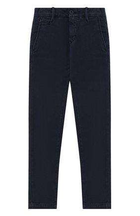 Детские брюки JACOB COHEN синего цвета, арт. P1310 T-10013 | Фото 1