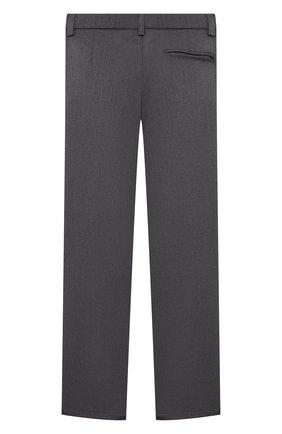 Детские брюки ALETTA темно-серого цвета, арт. AM000595N/9A-16A | Фото 2