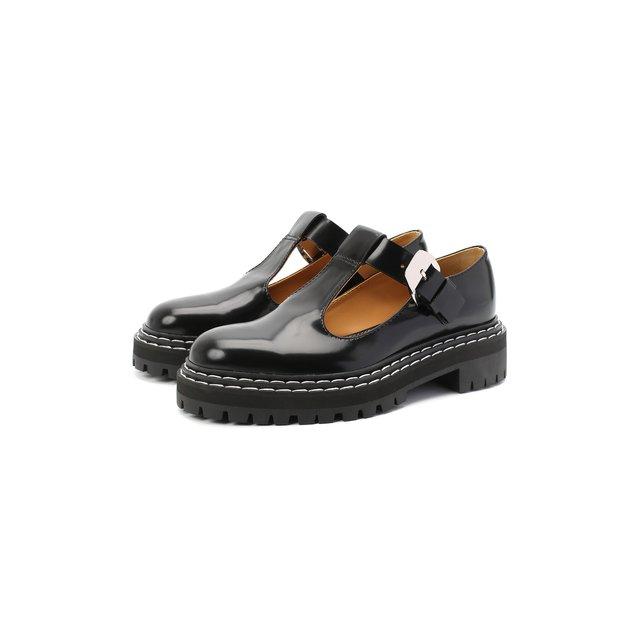 Кожаные туфли Proenza Schouler
