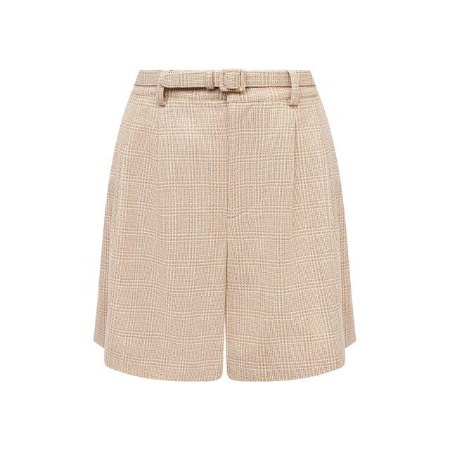 Шерстяные шорты Ralph Lauren