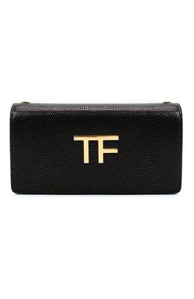 Женская сумка tf mini TOM FORD черного цвета, арт. S0342T-LCL097 | Фото 1