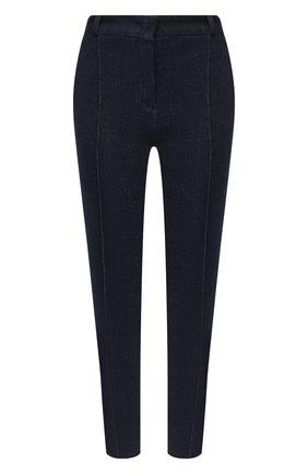 Женские джинсы LORO PIANA темно-синего цвета, арт. FAL3132 | Фото 1