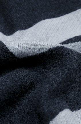 Мужской шарф из шерсти и кашемира ISABEL MARANT темно-серого цвета, арт. EC0242-20A019J/L0LI | Фото 2