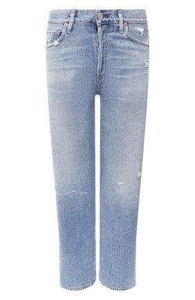 Женские джинсы CITIZENS OF HUMANITY голубого цвета, арт. 1801-749 | Фото 1