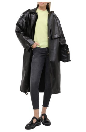 Женские джинсы 7 FOR ALL MANKIND серого цвета, арт. JSWZB260SE | Фото 2
