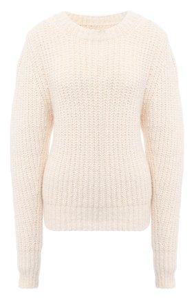 Женская свитер ISABEL MARANT ETOILE кремвого цвета, арт. PU1066-20A011E/PLEANE | Фото 1