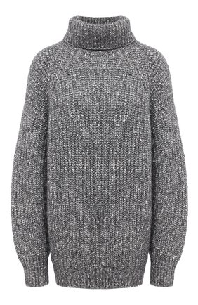 Женская свитер ISABEL MARANT ETOILE темно-серого цвета, арт. PU1349-20A011E/T0NYA | Фото 1