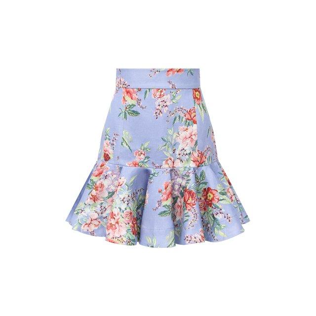 Льняная юбка Zimmermann