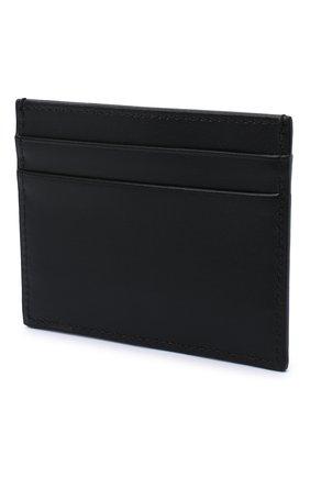 Женский кожаный футляр для кредитных карт DOLCE & GABBANA черного цвета, арт. BI0330/AX121 | Фото 2
