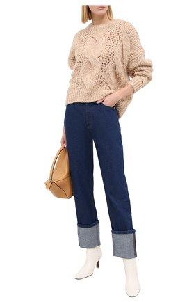 Женская свитер IRO бежевого цвета, арт. WP12BELAGA | Фото 2