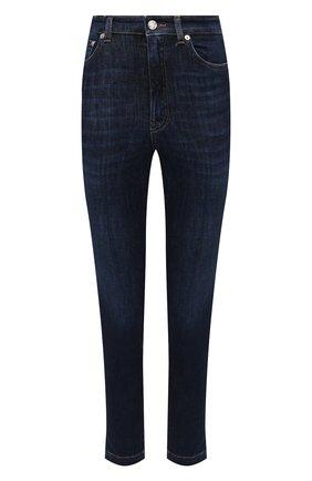 Женские джинсы DOLCE & GABBANA темно-синего цвета, арт. FTBXHD/G8CR6 | Фото 1