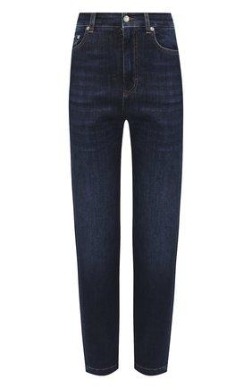Женские джинсы DOLCE & GABBANA темно-синего цвета, арт. FTBXGD/G8CR6 | Фото 1