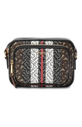 Женская сумка camera BURBERRY коричневого цвета, арт. 8021485 | Фото 1