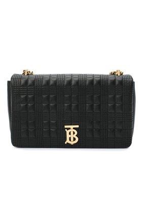 Женская сумка lola BURBERRY черного цвета, арт. 8021701 | Фото 1