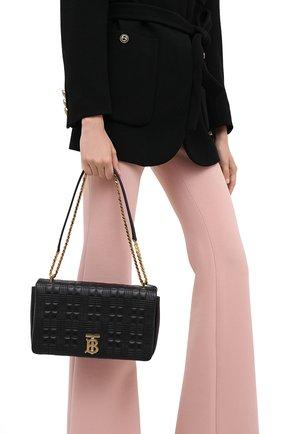 Женская сумка lola BURBERRY черного цвета, арт. 8021701 | Фото 2