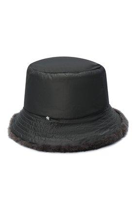 Шляпа с меховой подкладкой | Фото №1