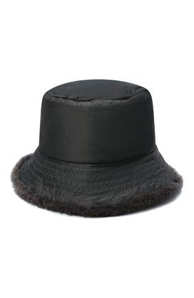 Шляпа с меховой подкладкой | Фото №2