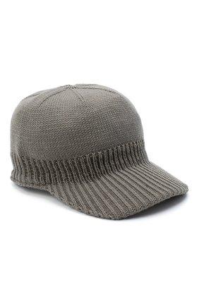 Женская кепка LORENA ANTONIAZZI бежевого цвета, арт. A2096CE010/2048 | Фото 1