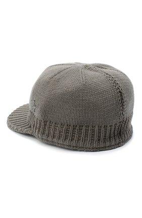 Женская кепка LORENA ANTONIAZZI бежевого цвета, арт. A2096CE010/2048 | Фото 2