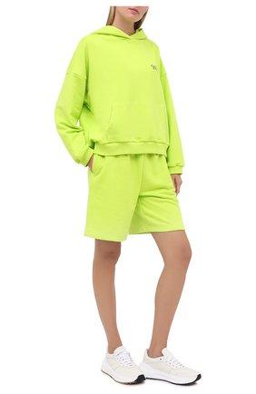 Женский спортивный костюм SEVEN LAB зеленого цвета, арт. SS20-WN lime | Фото 1