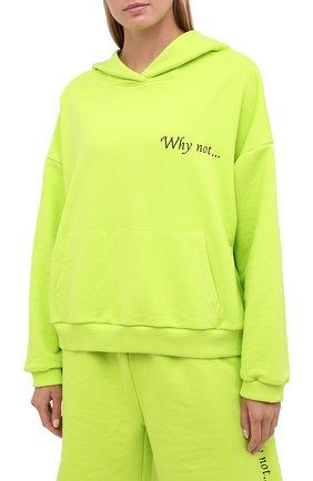 Женский спортивный костюм SEVEN LAB зеленого цвета, арт. SS20-WN lime | Фото 2