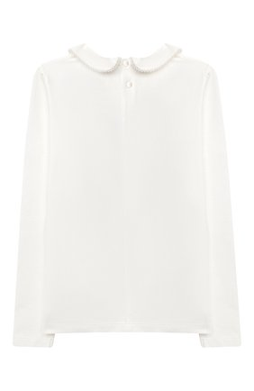 Детское блузка ALETTA бежевого цвета, арт. AJ000468ML/9A-16A | Фото 2