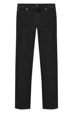 Детские джинсы JACOB COHEN черного цвета, арт. D1011 T-10013   Фото 1