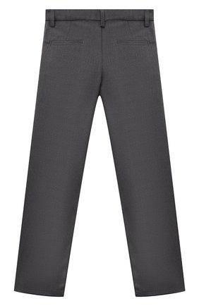 Детские брюки ALETTA темно-серого цвета, арт. AM000594N/9A-16A | Фото 2
