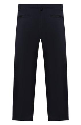 Детские брюки ALETTA синего цвета, арт. AM000594N/9A-16A | Фото 2