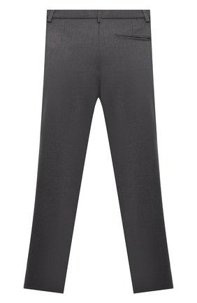 Детские брюки ALETTA темно-серого цвета, арт. AM000595N/4A-8A | Фото 2