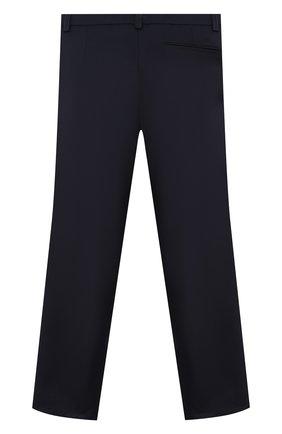 Детские брюки ALETTA синего цвета, арт. AM000595N/4A-8A | Фото 2