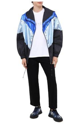 Мужская куртка ISABEL MARANT разноцветного цвета, арт. MA0808-20A001V/KIZZA0H | Фото 2