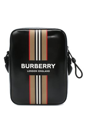 Мужская сумка thornton BURBERRY черного цвета, арт. 8030016 | Фото 1